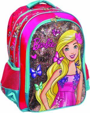 Barbie Sparkle Σακίδιο (349-57031)+Δώρο Κούκλα Barbie