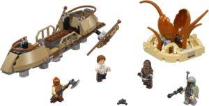 LEGO Star Wars Desert Skiff Escape (75174)