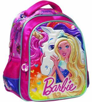 Barbie Unicorn Σακίδιο Νηπιαγωγείου (349-62054)