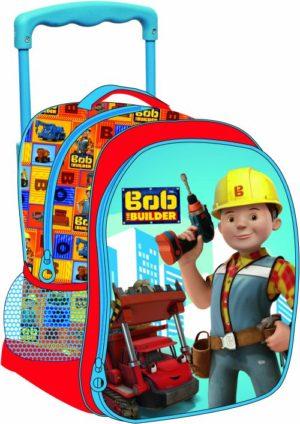 Bob The Builder Σακίδιο Νηπιαγωγείου Trolley (349-40072)