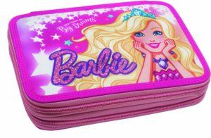 Barbie Dreamtopia Κασετίνα Διπλή (349-61100)