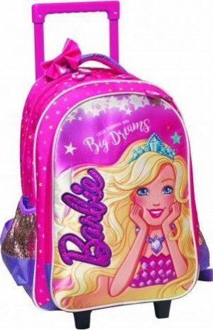 Barbie Dreamtopia Σακίδιο Trolley (349-61074)