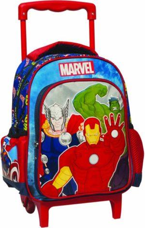 Avengers Σακίδιο Νηπιαγωγείου Trolley (337-26072)