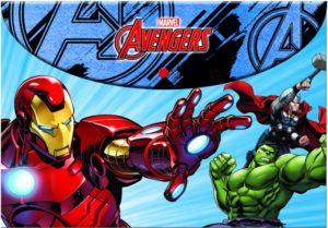 Avengers Φάκελος Κουμπί PP (337-26580)