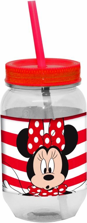 GIM Jar PET Minnie 550ml (553-33213)