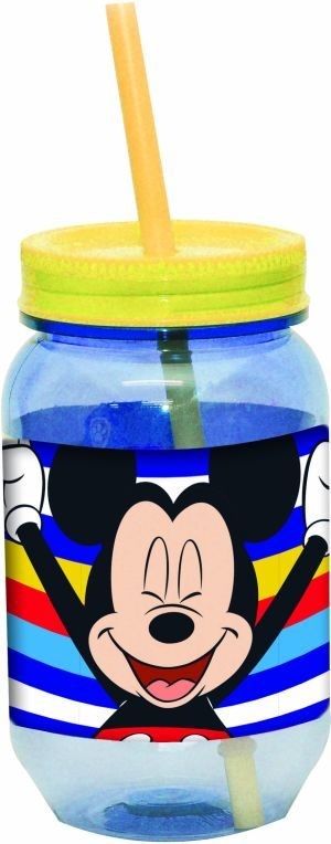 GIM Jar PET Mickey 550ml (553-53213)
