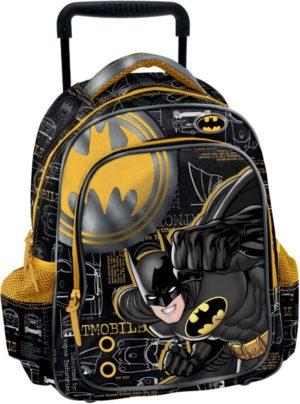 Batman Σακίδιο Νηπιαγωγείου Trolley (185261)