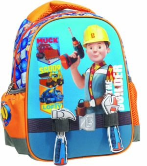 Bob The Builder Tools Σακίδιο Νηπιαγωγείου (349-41054)