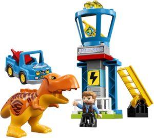 LEGO Duplo T.Rex Tower (10880)