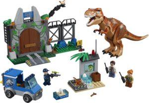 LEGO Juniors T.Rex Breakout (10758)