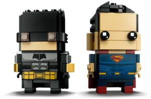 LEGO Brickheadz Tactical Batman & Superman (41610)