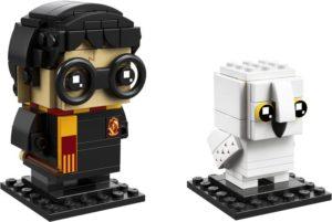 LEGO Brickheadz Harry Potter & Hedwing (41615)