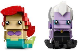 LEGO Brickheadz Ariel & Ursula (41623)