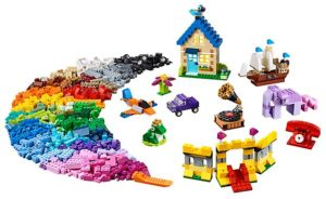 LEGO Classic Bricks Bricks Bricks (10717)