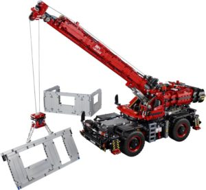 LEGO Technic Rough Terrain Crane (42082)