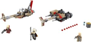 LEGO Star Wars Cloud-Rider Swoop Bikes (75215)