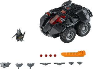 LEGO Super Heroes App-Controlled Batmobile (76112)
