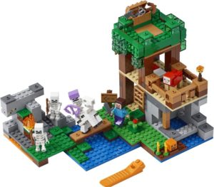 LEGO Minecraft The Skeleton Attack (21146)