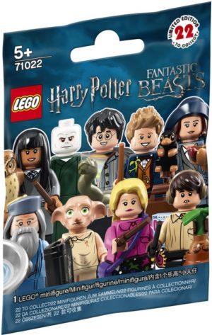 LEGO Minifigures Harry Potter & Fantastic Beast-1 Τμχ (71022)