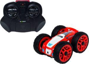 Exost Cars Τηλεκατευθυνόμενο Αυτοκίνητο Mini Flip 1:34-2 Σχέδια (7530-20143)