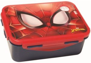 GIM Δοχείο Φαγητού (Microwave) Spiderman Ultimate (557-38265)