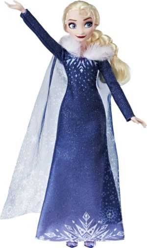 Disney Frozen Olaf's Fashion Doll-3 Σχέδια (E2658)