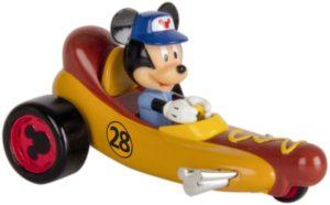 Mickey Roadster Racers Μίνι Οχηματάκια-12 Σχέδια (1003-83735)