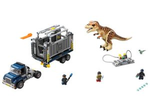 LEGO Jurassic World T.Rex Transport (75933)