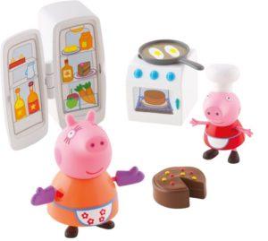 Peppa Pig Κουζίνα/Κάμπινγκ-2 Σχέδια (PPC40000)