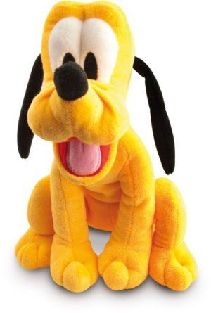 Mickey Club House Λούτρινο Πλούτο-Χαρούμενοι Ήχοι (MKE07000)