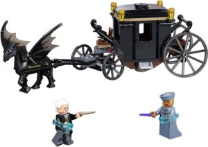 LEGO Harry Potter Gridelwald's Escape (75951)