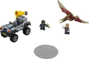 LEGO Jurassic World Pteranodon Chase (75926)
