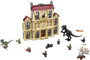 LEGO Jurassic World Indoraptor Rampage At Lockwood Estate (75930)