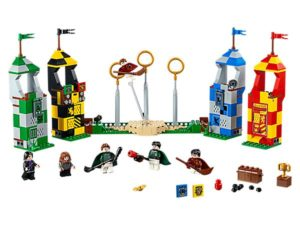 LEGO Harry Potter Quidditch Match (75956)