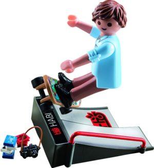 Playmobil Special Plus Skateboarder Με Ράμπα (9094)