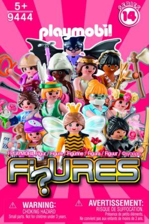 Playmobil Figure Girls 14 - 1Τμχ (9444)