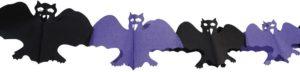 Clown Αξεσουάρ Garland Bat 4m (74562)