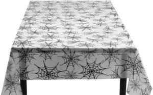 Clown Αξεσουάρ Tablecloth Spiderweb 135x275cm (74405)