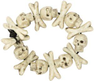 Clown Αξεσουάρ Bracelet Skull Bones (74191)
