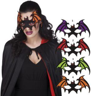 Clown Μάσκα Felt Eye Bat-4 Σχέδια (97522)