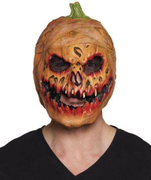 Clown Μάσκα Latex Pumpkin (97556)
