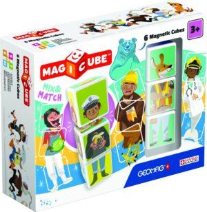 Geomag Magicube Mix & Match 6 Cubes (123)