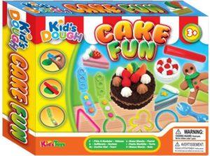 KT Πλαστοζυμαράκια Dough Σετ Cake Fun (11710)