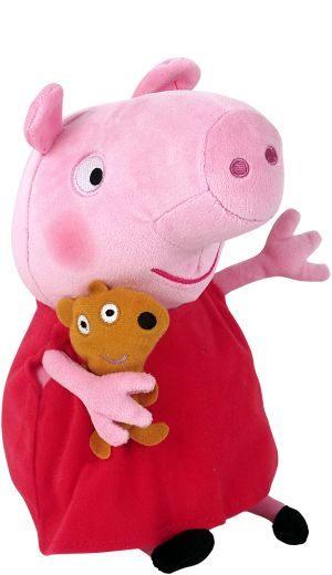 Λούτρινο Peppa Pig Το Γουρουνάκι 15cm (1607-46128)