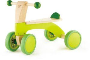 Hape Push & Pull Ξύλινη Περπατούρα Scoot-Around (E0101)