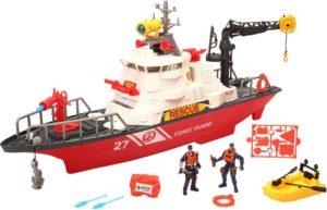 CM Rescue Squad Mega Fire Boat Playset (541056)