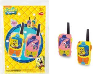 Dickie Walkie Talkie Sponge Bob 250m-433MHz (209453000)