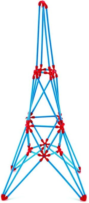 Hape Bamboo Flexistix Eiffel Πύργος (E5563A)