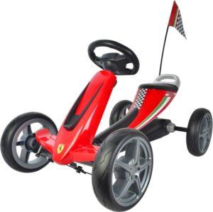 Ferrari Go Kart-Red (8931-RED)