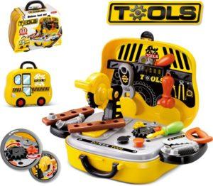 BW Kids Βαλιτσάκι Εργαλεία Playset (008-916A)